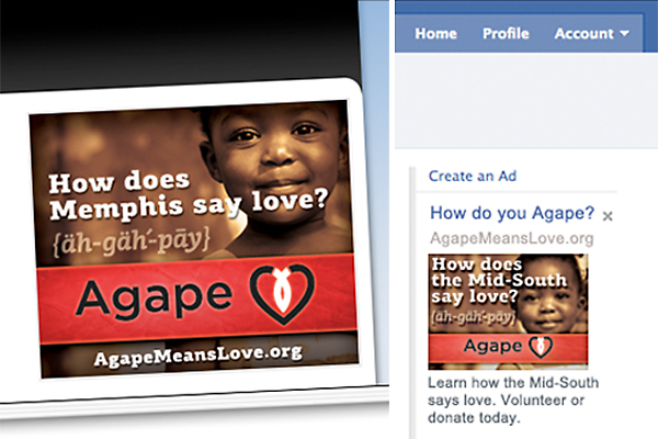 Agape Digital Ads