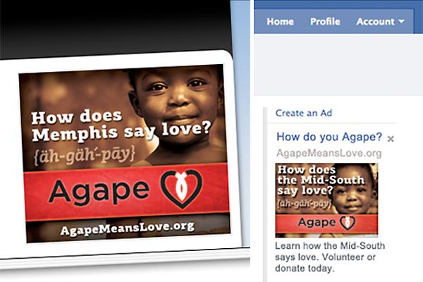 Agape Digital Ads