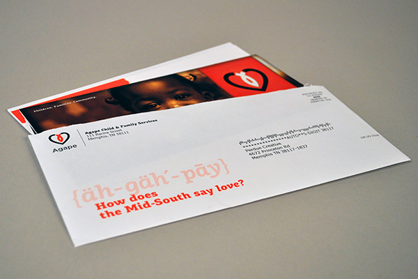 Agape Direct Mail