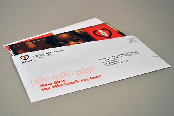 Agape Direct Mail