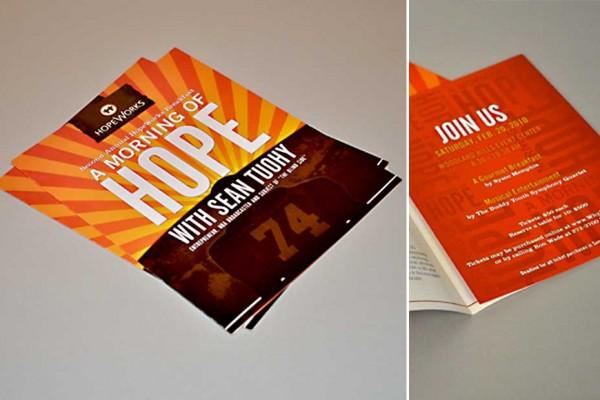Morning of Hope Brochure 2010
