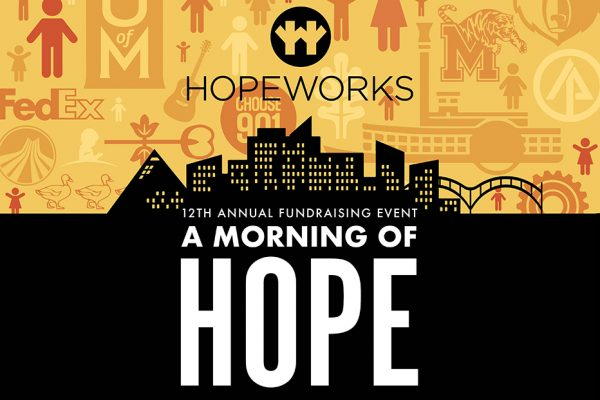"""""""Grit, Grace, and Gratitude"""" was the Memphis-themed keynote by R. Brad Martin, Former CEO, Saks Inc., founder of Hope 2 Hire, and a native Memphian."""