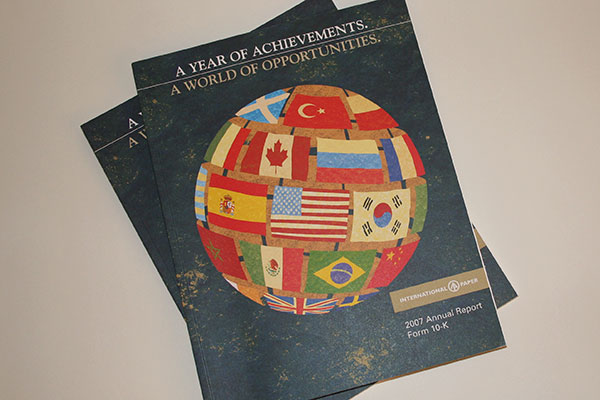 International Paper Annual Report 2007