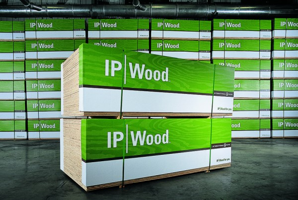 IP Wood Plywood Packaging