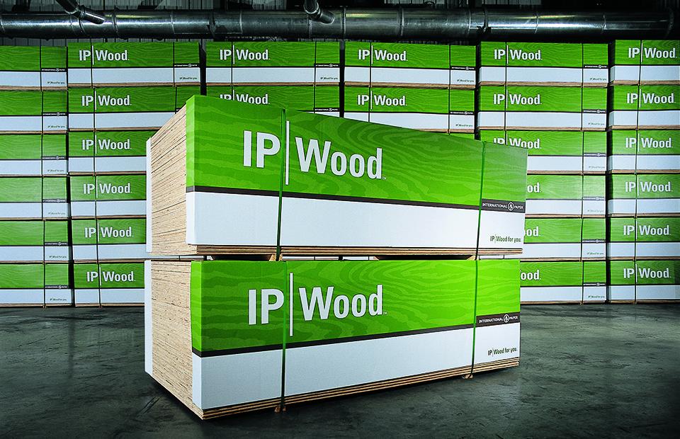 IP Wood Plywood Packaging
