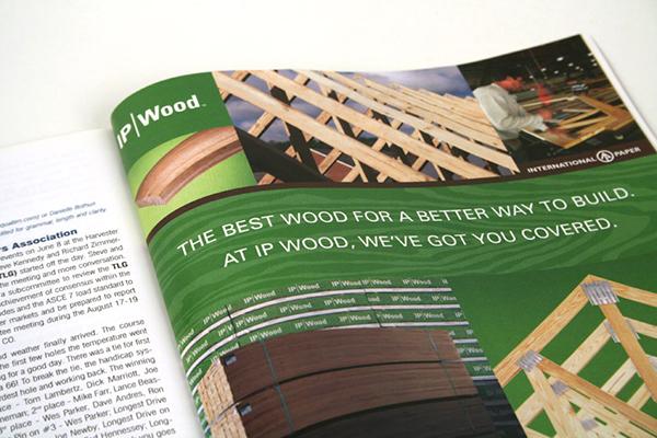 IP Wood Trade Ad