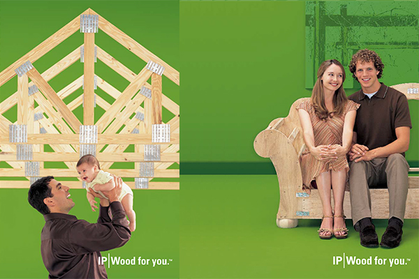 IP Wood Brand Photography