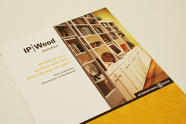 IP Wood SatinPine Brochure