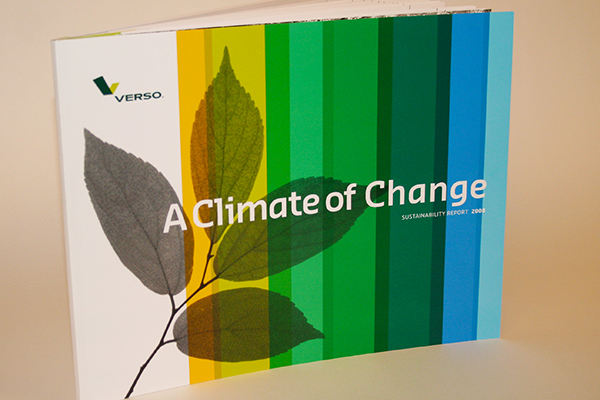 Verso Sustainability Report 2008