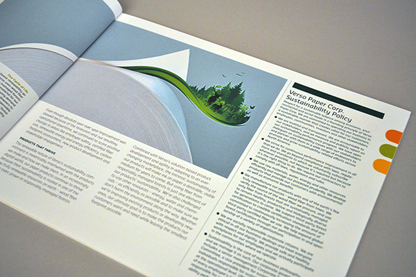 Verso Sustainability Report 2009